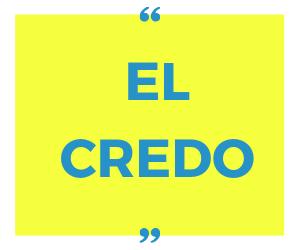 EL-CREDO-ESCRITO