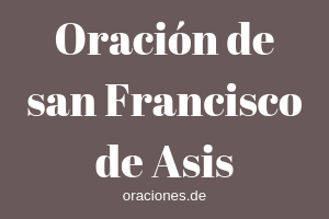 oracion-de-san-francisco-de-asis