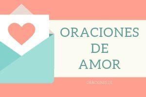 oracion de amor