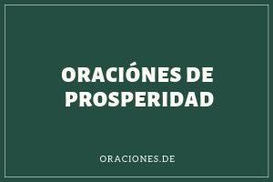 oracion-de-prosperidad