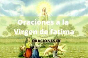 Oraciones-a-la -Virgen-de-fatima
