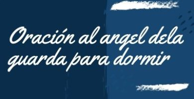 Oración-al-angel-dela-guarda-para-dormir
