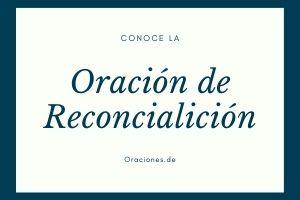 oracion-de-reconociliación